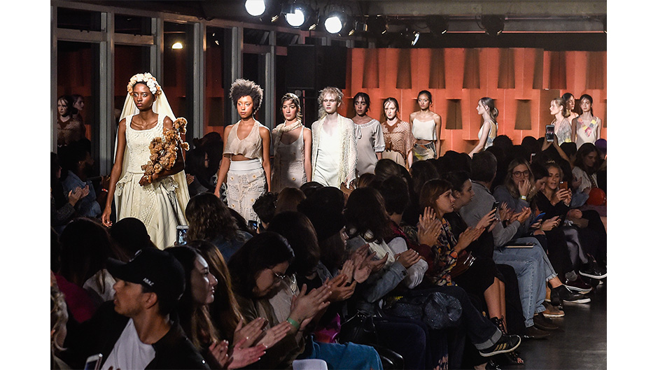 DESFILE BRASIL ECO FASHION WEEK - 2017